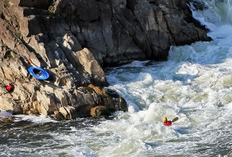 Top 10 white water kayaking rivers flickr Wikimedia by Steve