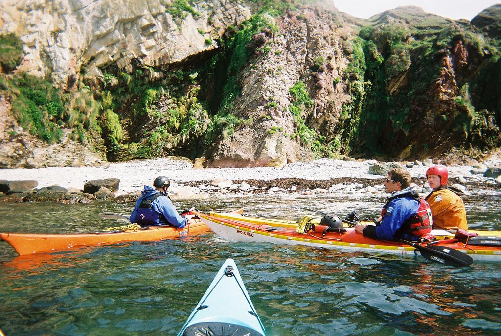 Europe kayak holidays: 23 of the best European kayaking destinations Flickr image by stevecadman