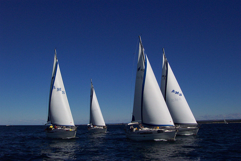 Croatia sailing holidays Wikimedia image by I am sailing