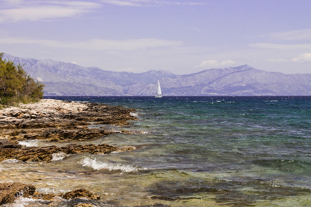 Croatia sailing holidays: Why the Croatian coast is made to sail flickr image by Ahenobarbus