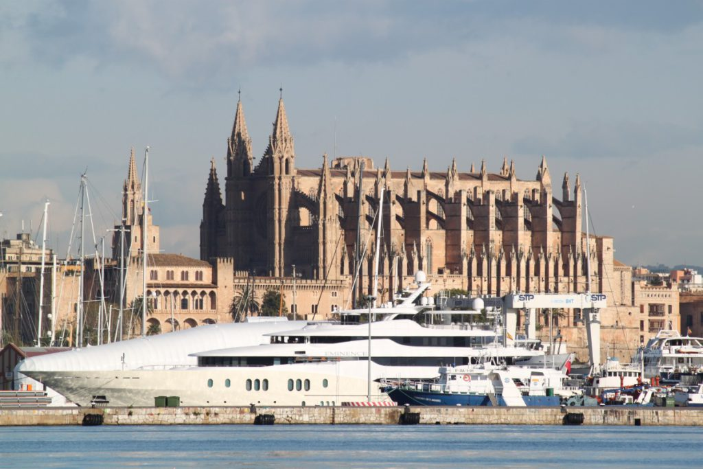 Mixing old with new on palma de mallorca pxhere royalty free image