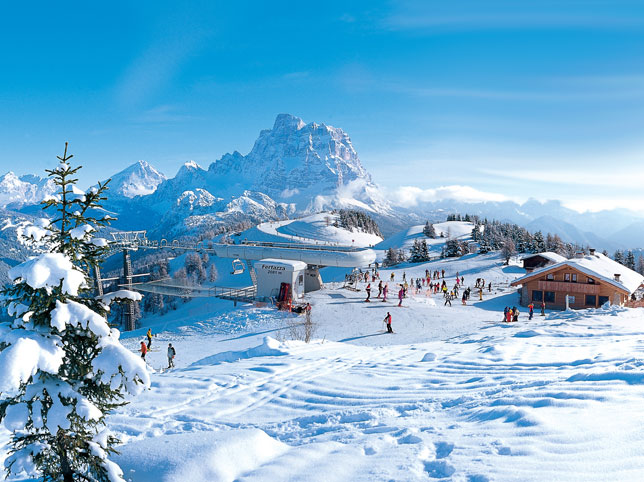 10 biggest ski resorts in the world
