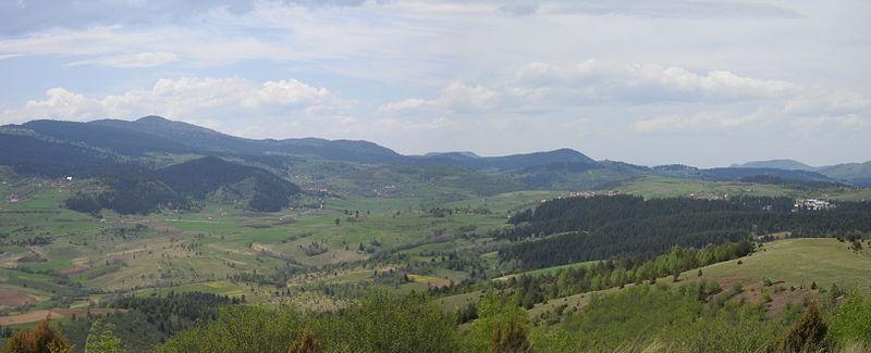 Serbia trekking holiday Wikimedia image by Sing.Rab