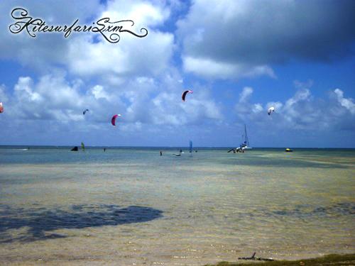 Guide to Martinique kiteboarding holidays: Unspoilt caribbean kitesurfing martinique kitesurfing image by kitesurfari sxm