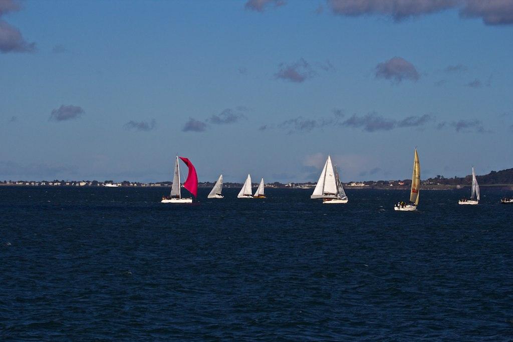 Flotilla sailing holidays flickr image by DanHeap77