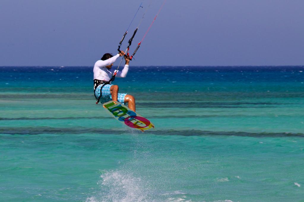 Great kitesurfing holidays flickr image by Konstantin Zamkov