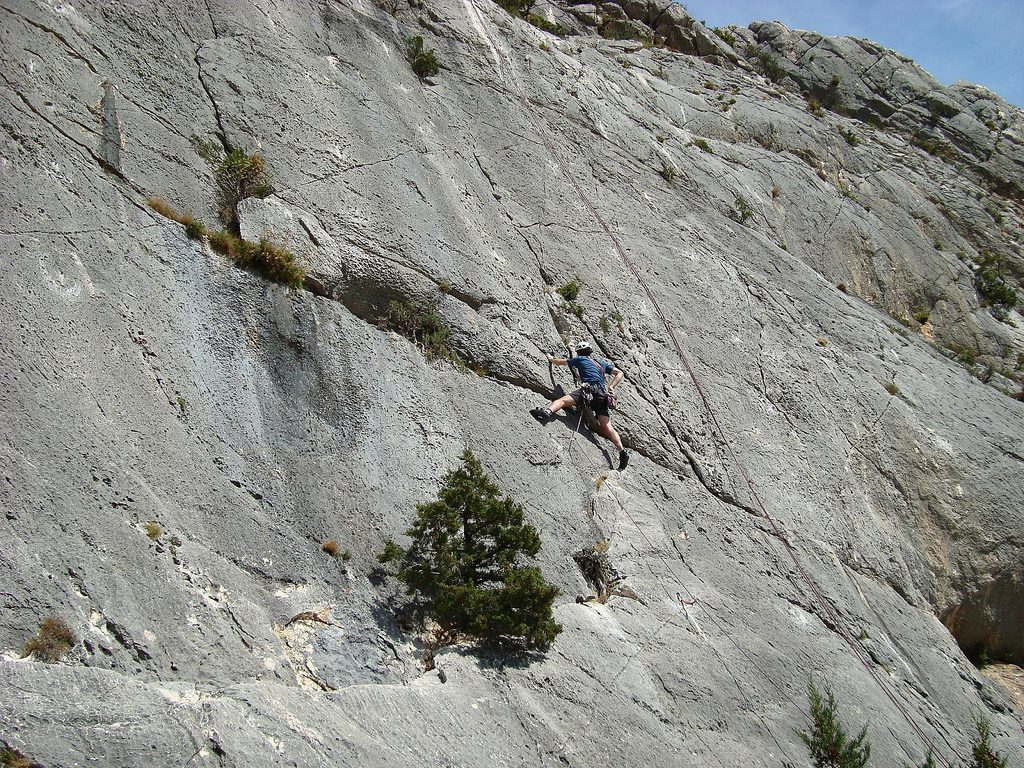 Guide to Italy rock climbing holidays Sardinia one of the Best Italian crags Flickr image by  Mikey Bean