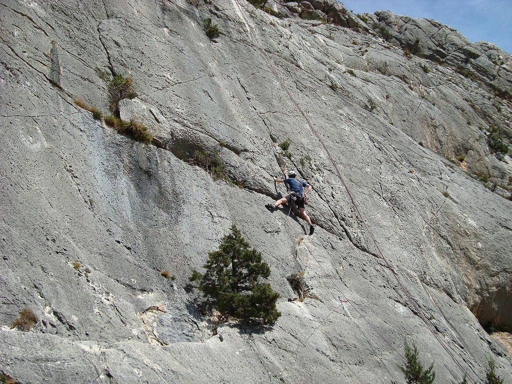 """Kelionių po laipiojimą po kalnus atostogos Sardinijoje, vienas geriausių Italijos šlagerių Mikey Beanas """"Flickr"""" vaizdas"""
