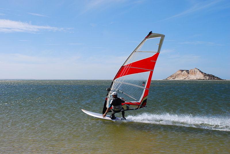 Dakhla one of the best Morocco windsurfing holiday destinations Wikimedia image by Nomadz