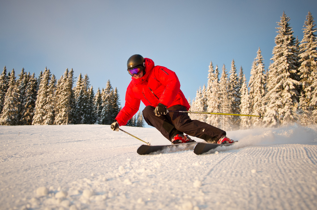 tips for planning solo ski holidays flickr image by Skistar Trysil