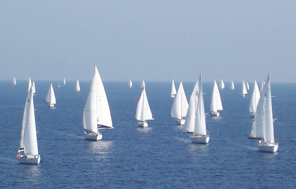 flotilla sailing holiday flickr image by easysailing