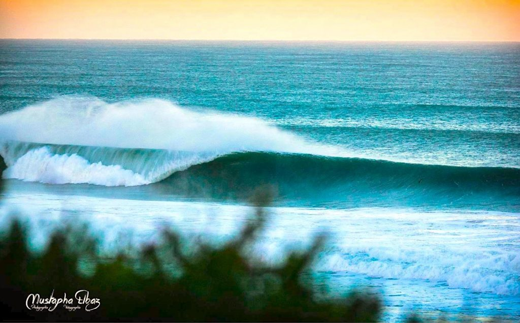 Guide to Morocco surfing holidays: 10 best Moroccan surf spots tamri pumping Image by Mustapha Elbaz