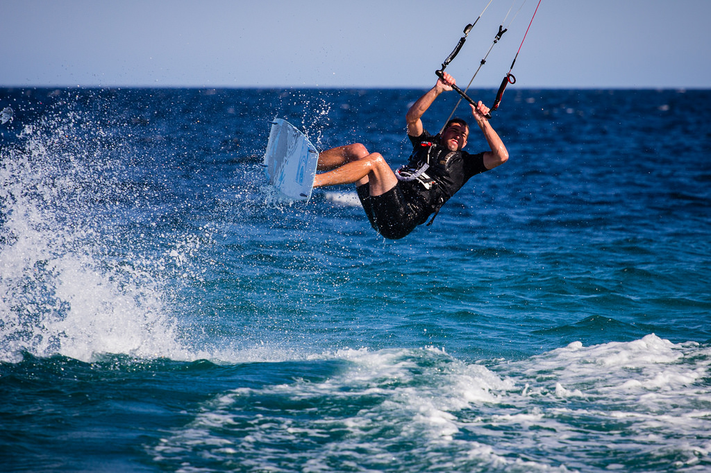 A guide to Mexico kitesurfing holidays Flickr image by Pierce Martin