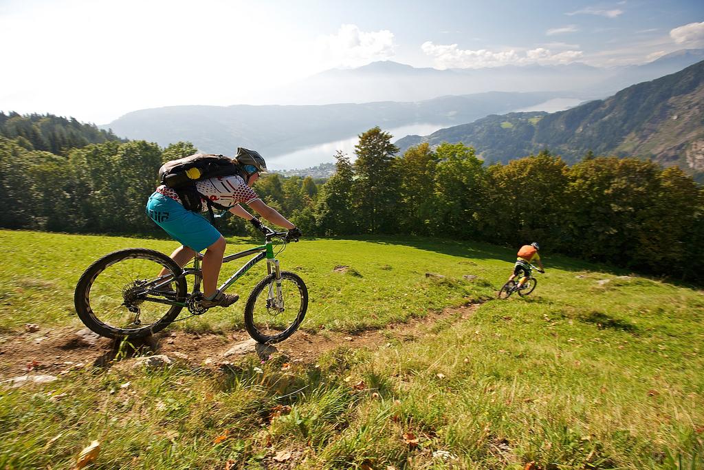 Guide to Austria mountain biking holidays: Best Austrian MTB Flickr image by badkleinkirchheim