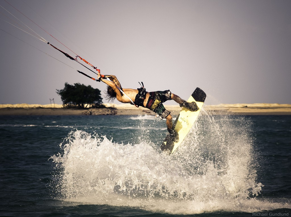 Brazilian kiteboarding holidays: 14 Best Brazil kitesurf spots Flickr image by Cold North Photography
