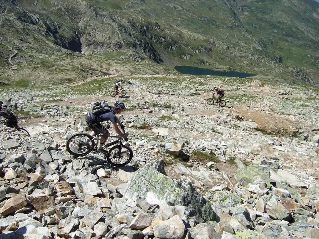 Chamonix Mountain Biking Flickr image by NeilCain