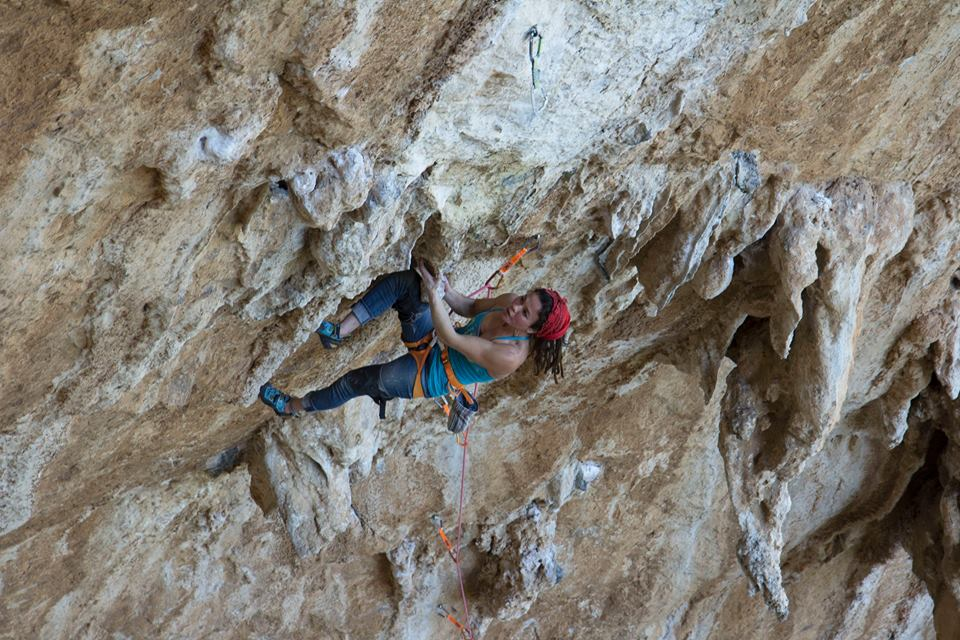 Climb Datca on Bodrum rock climbing holidays in Turkey image courtesy of Climbing Datca Facebook Page