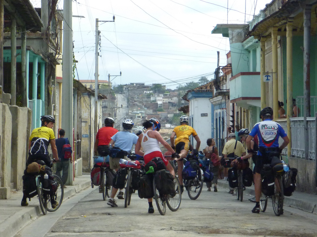 Guide to Cuba cycling holidays Flickr image by Male Gringo