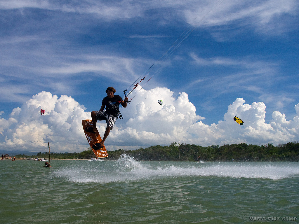 Dominican Republic Kiteboarding Flickr image by Swell Surf Camp
