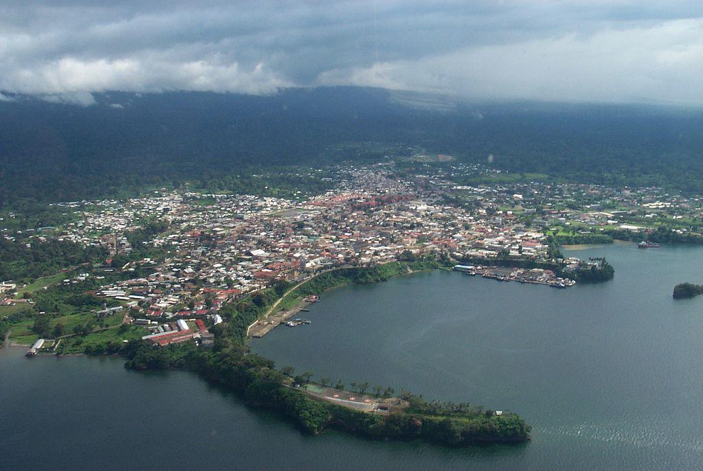 Equatorial Guinea Safari Wikimedia Commons image by Bioko Islander