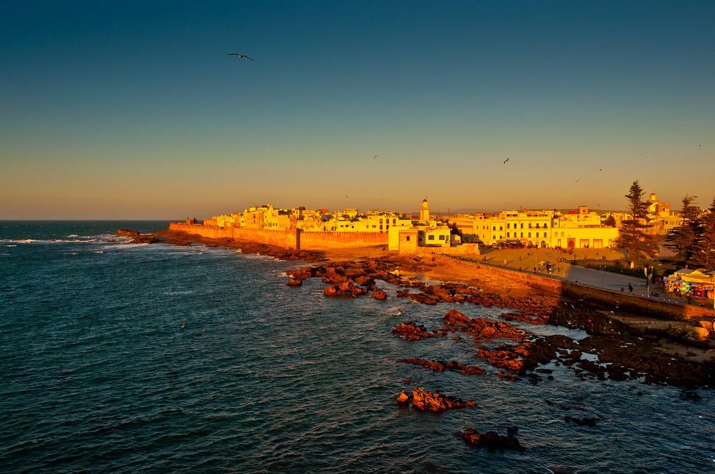 Essaouira Flickr image by Mark Fischer