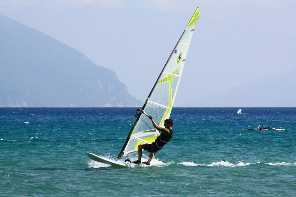 Greece windsurfing holidays Flickr image by robertsharp