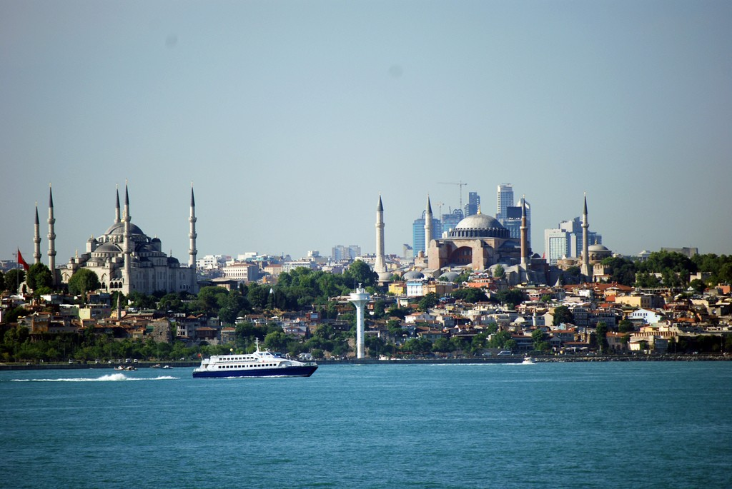 Istanbul Flickr CC image by HBarrison