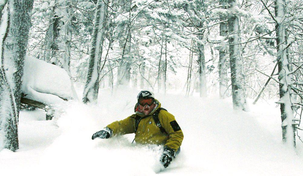 Japan Snowboarding Holidays 3 image courtesy of Patrick Thorne