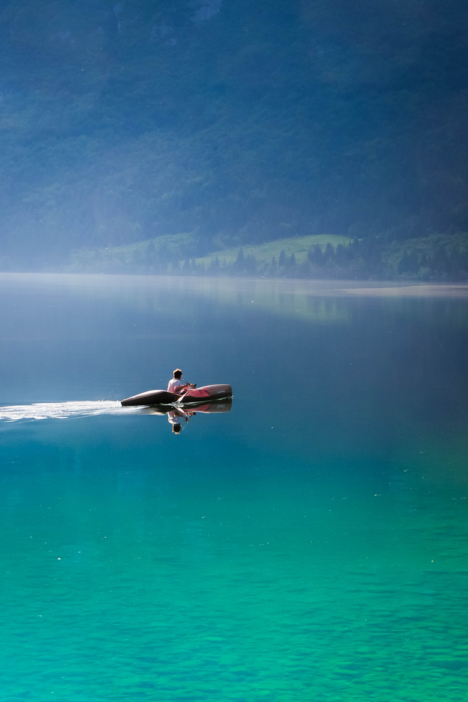 Slovenia Europe kayak holidays: 10 of the best European kayaking destinations Flickr image by _spy_