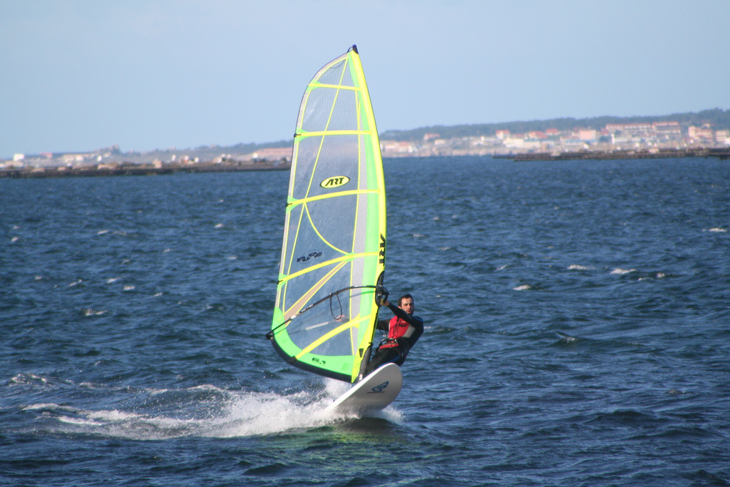 Spain Windsurf Flickr image by josé dopazo