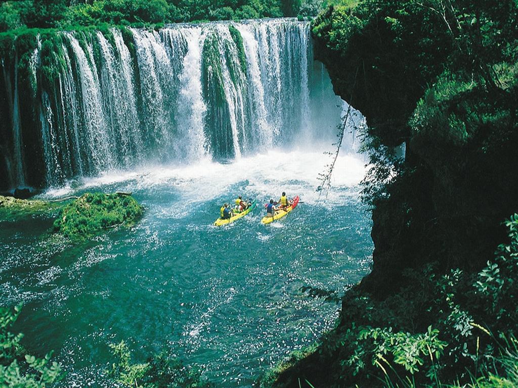 Zrmanja Kayaking Holidays in Croatia by Huck Finn Adventures