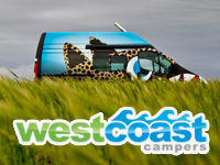 West Coast Campers - campervan surfing holidays in Portugal