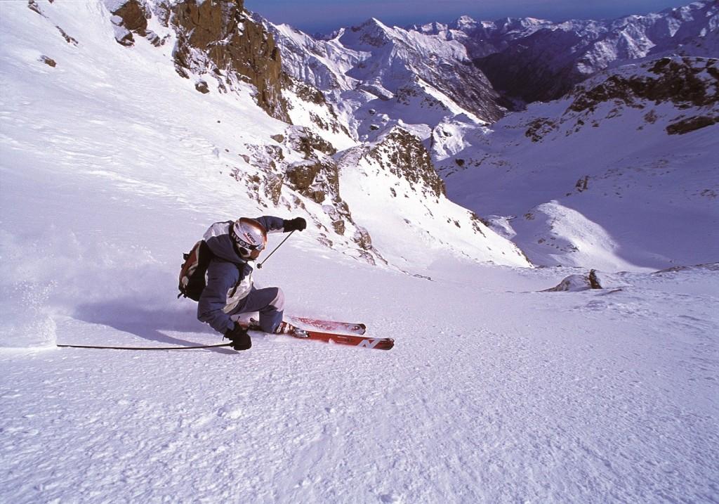 Freeride Alagna ski holidays