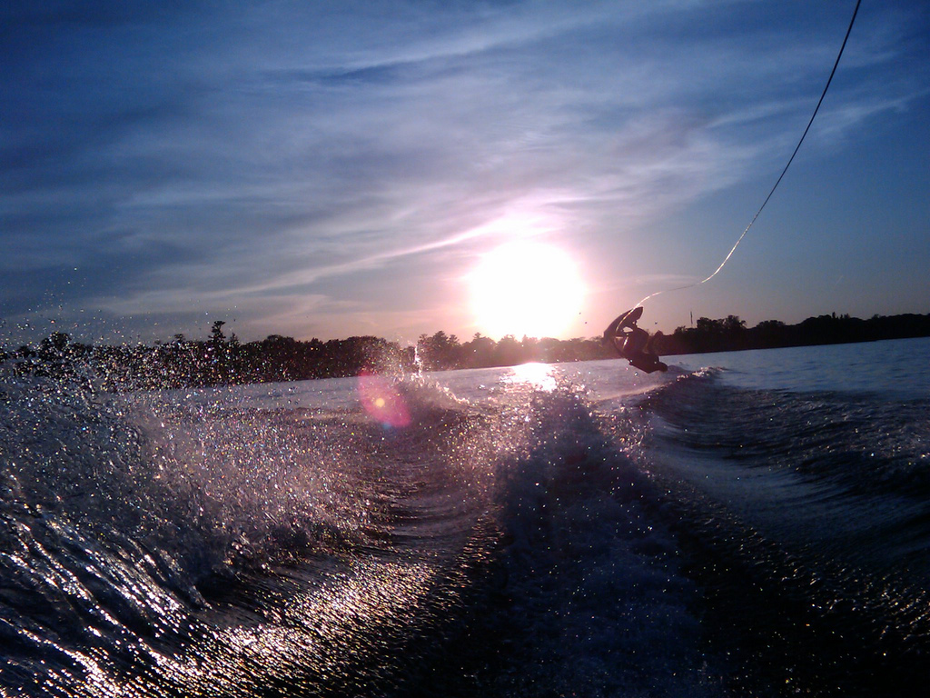 Beginner wakeboard camps worldwide flickr image by Vadim Lavrusik