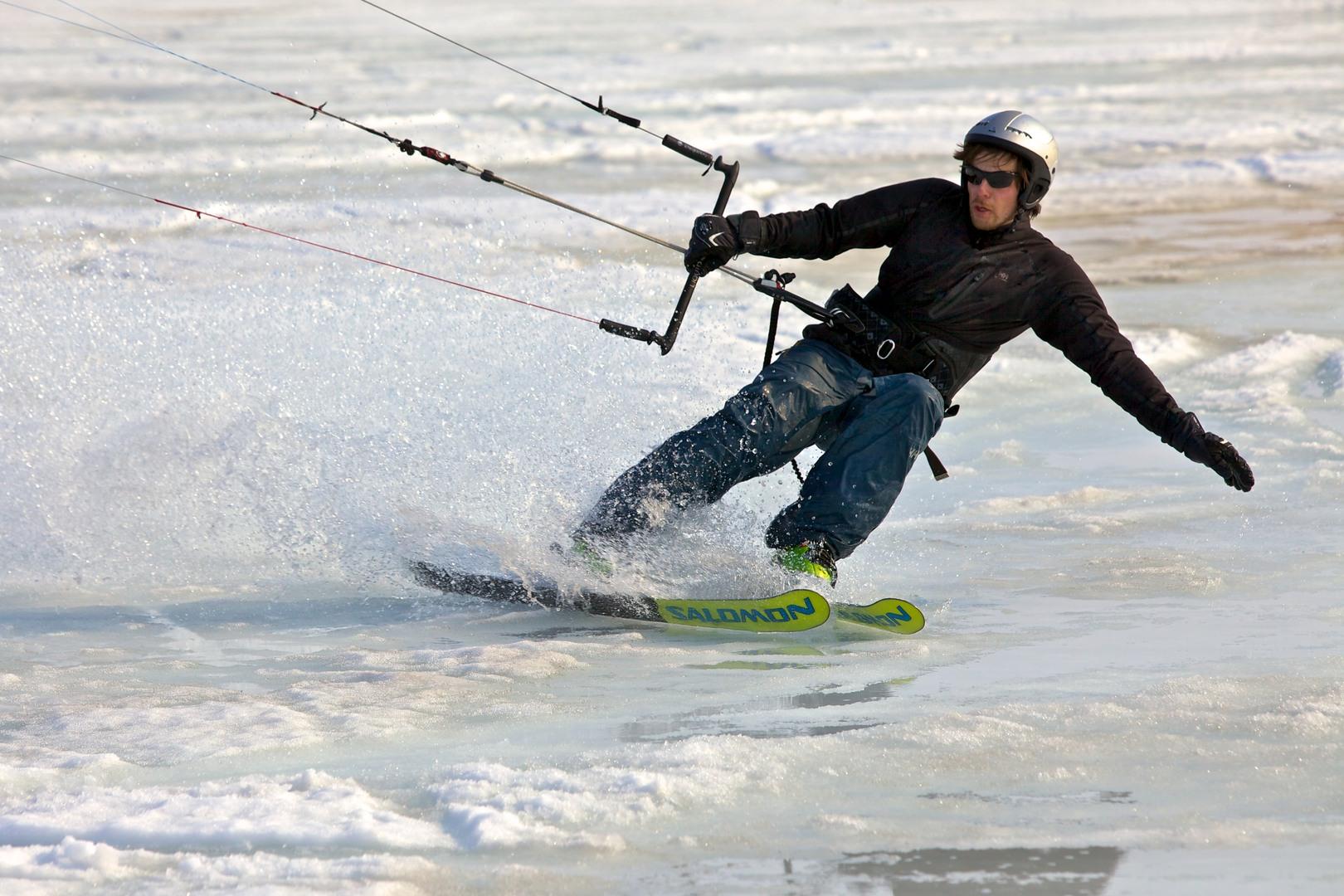 Best snowkiting holidays Fotopedia image by Konstantin Zamkov