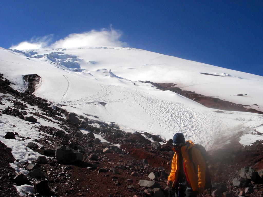 Ecuador Snowboarding Flickr image by Peter Gene