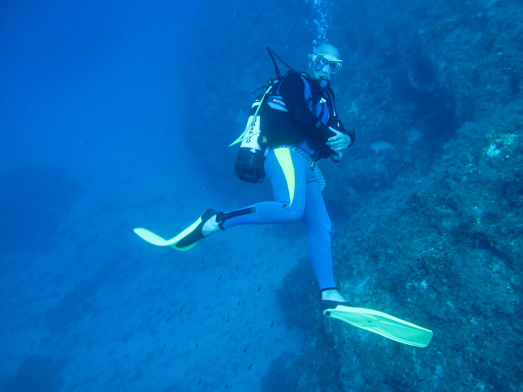 Gabon Scuba Diving flickr image by nsyll