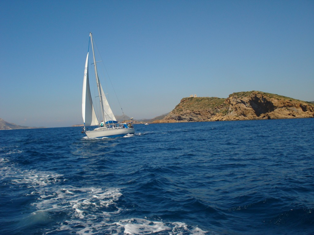Greece Sailing holidays Flickr CC image by easysailing