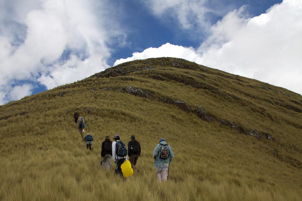 Guided trekking holidays flickr image by Mckaysavage