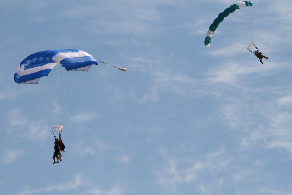 Hong Kong Skydiving Flickr image by Ryan Harvey