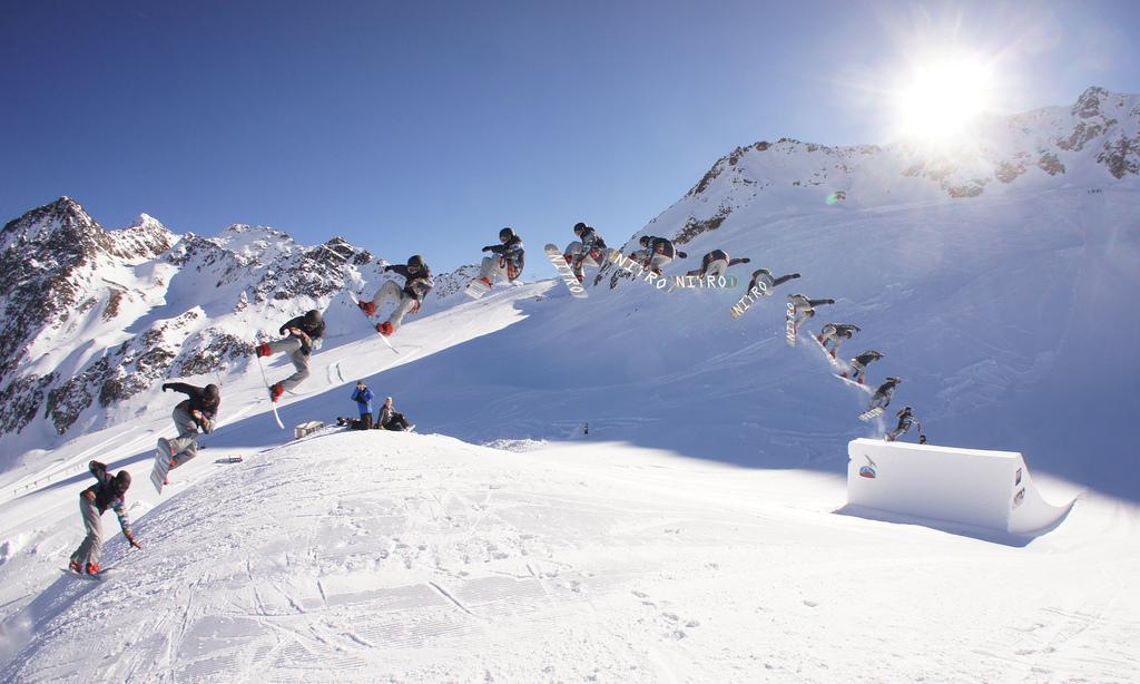 Interesting Snowboarding News 2014 flickr image by BadSwan