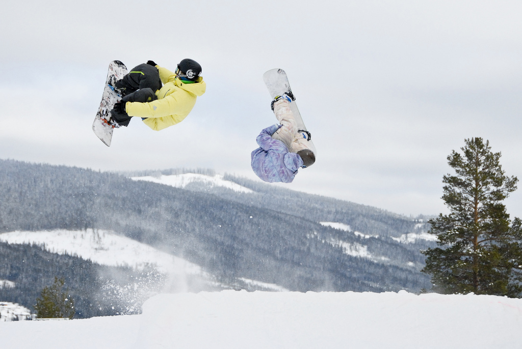 Interesting Snowboarding News 2014 flickr image by Skistar Trysil