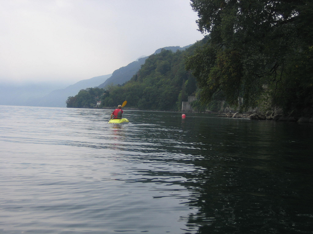 Lake Garda Europe kayak holidays: 10 of the best European kayaking destinations Flickr image by Leslie Veen