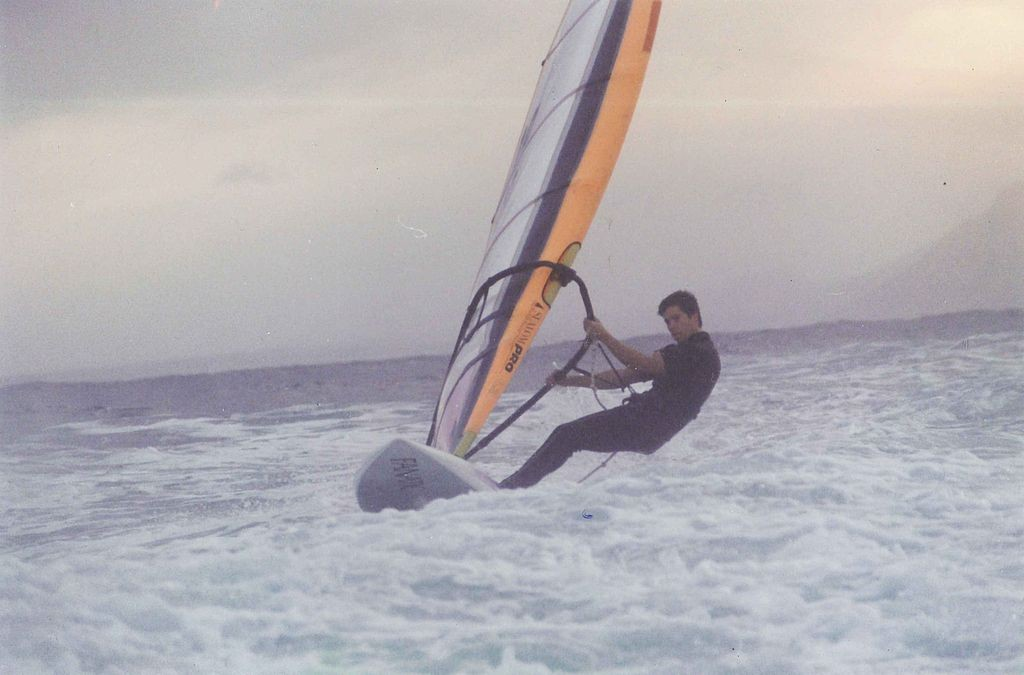 Mauritius of the best family windsurfing holiday destinations Wikimedia Commons image by Massonbouchet