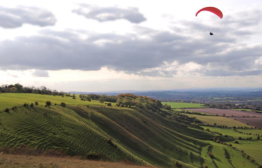 Paragliding holidays flickr image by John Picken