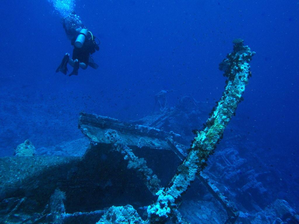Red Sea live aboard scuba diving holidays flickr image by Derek Keats
