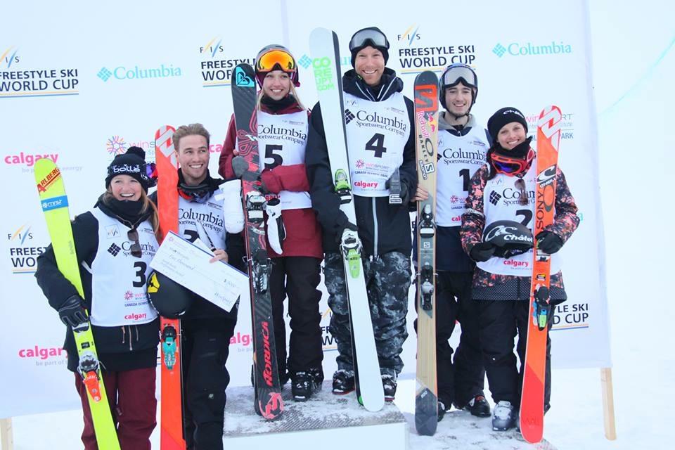 Best Ski News 2014 - halfpipe gold