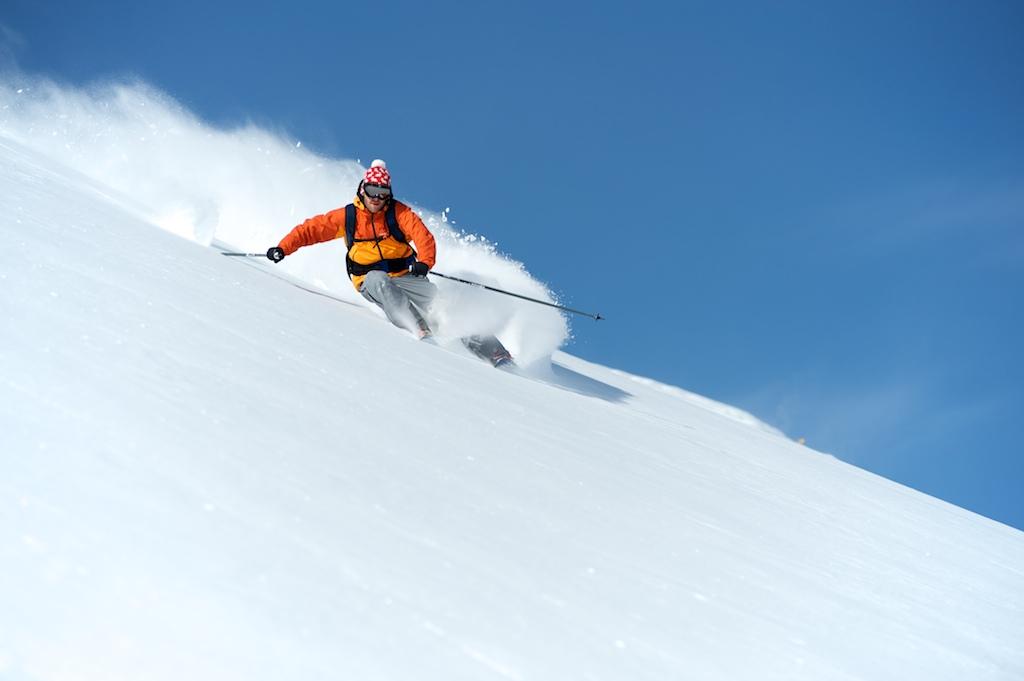 Switzerland Ski Wikimedia Commons image by chriscom