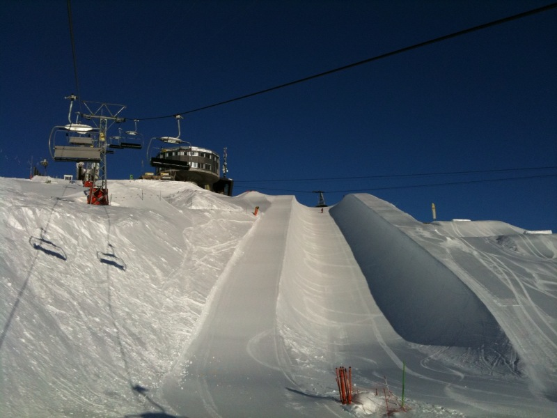 What a Superpipe looks like Flickr image by Andreas-fischler