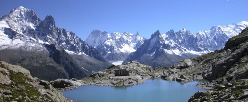 Guided trekking holidays image from Dream Guides